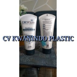 SOFT TUBE PLASTIK 100ML SEALED LENGKUNG